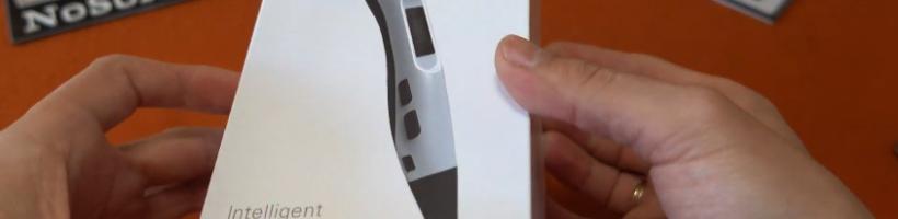Pluma 3D con Pantalla LCD Inteligente