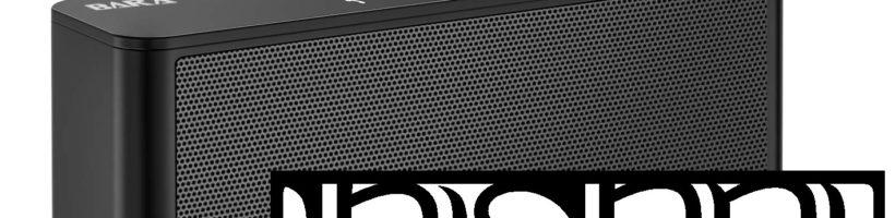 Altavoz portátil BARA S5 Estéreo HD