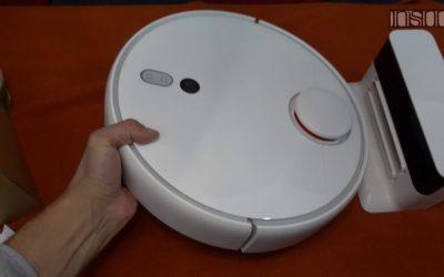#Unboxing Vacuum Cleaner 1S –  Robot aspiradora