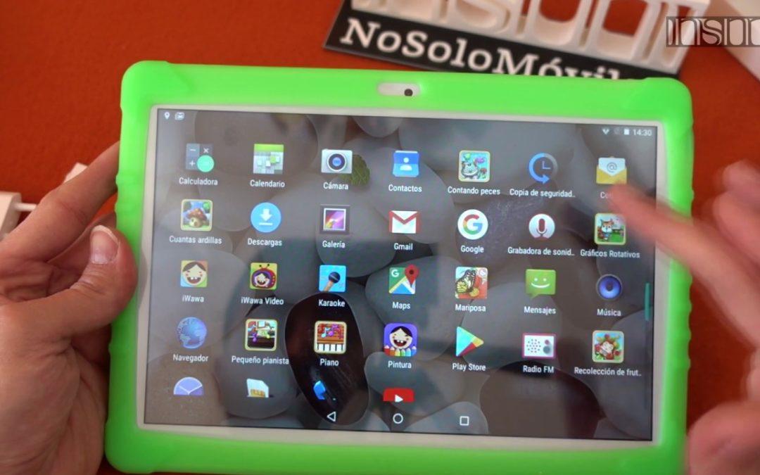 DUODUOGO – Tablet china para niños