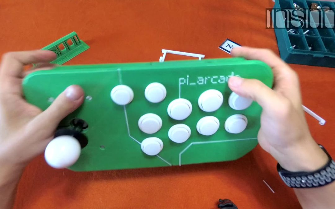 TUTORIAL – Como montar un joystick recreativo con poco dinero