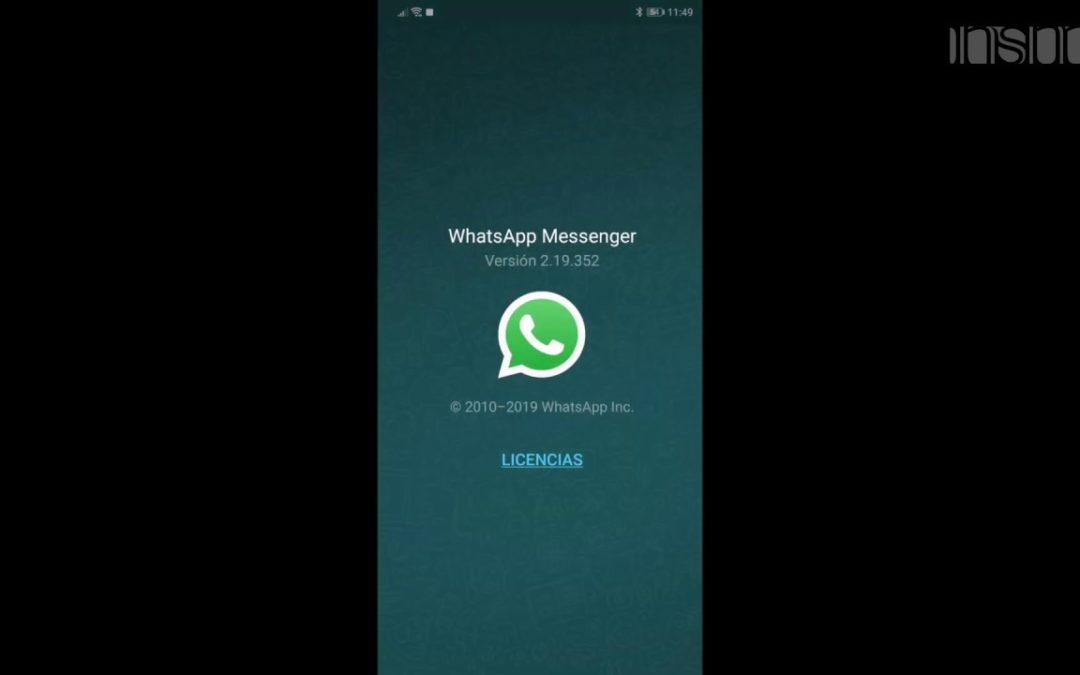 WhatsApp – Por fin, nueva opción muy esperada