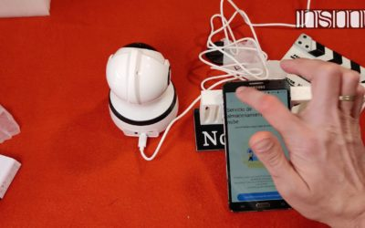 Cámara IP Wifi 1080P CACAG00