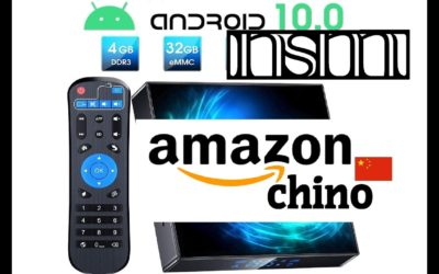Pendoo Android 10.0 TV Box, T95