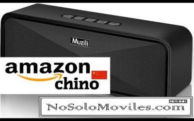 AMAZON CHINA – MUZILI Altavoz Bluetooth barato, merece la pena??
