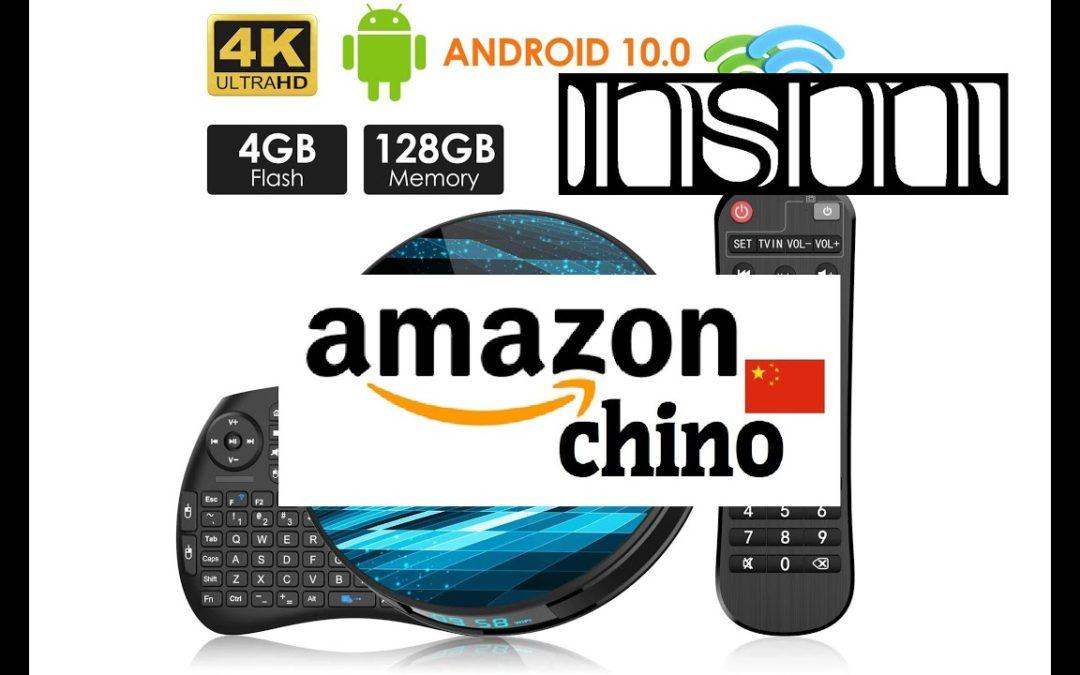 TICTID Android 10.0 TV Box T8 MAX