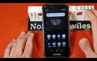 DOOGEE S40 – Un móvil todo terreno