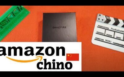 AMAZON CHINO – Auriculares Bluetooth, ENACFIRE E18 Plus