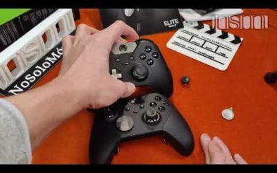 Microsoft – Mando Xbox One Elite Wireless Controller Series 2
