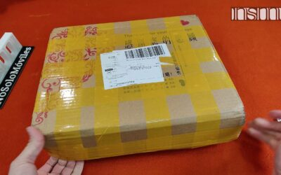 PC «CHINO» – UNBOXING Componentes